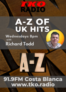 A-Z of UK Hits